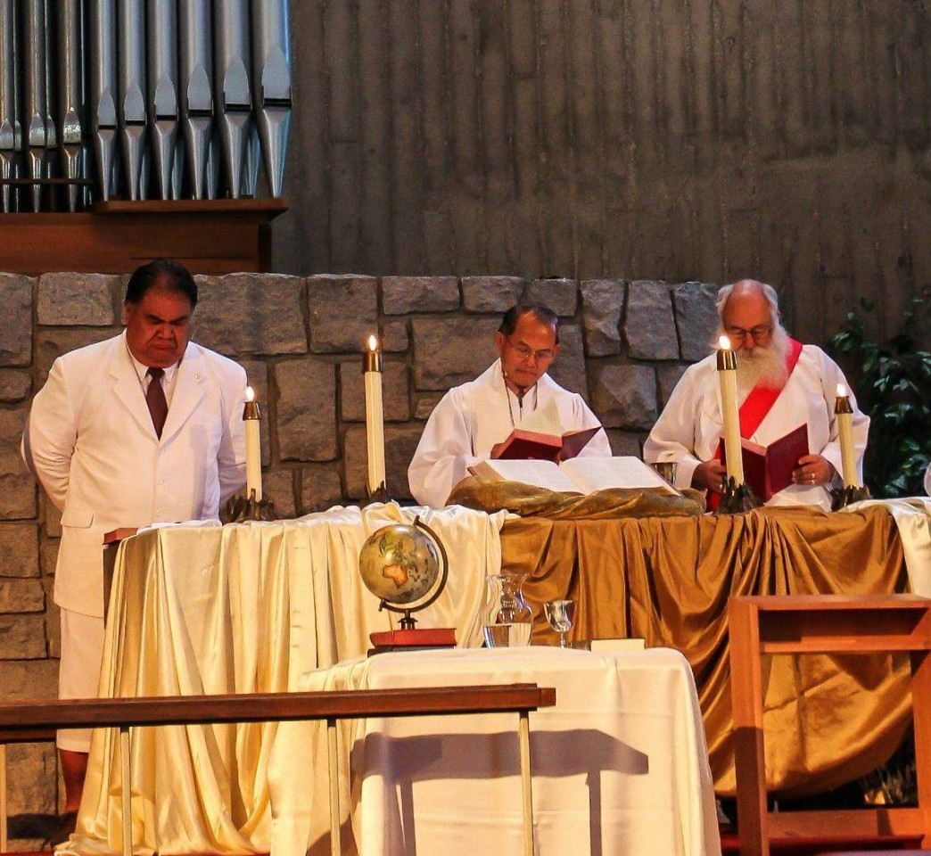 07/06/2014, The Blessing of the Communion