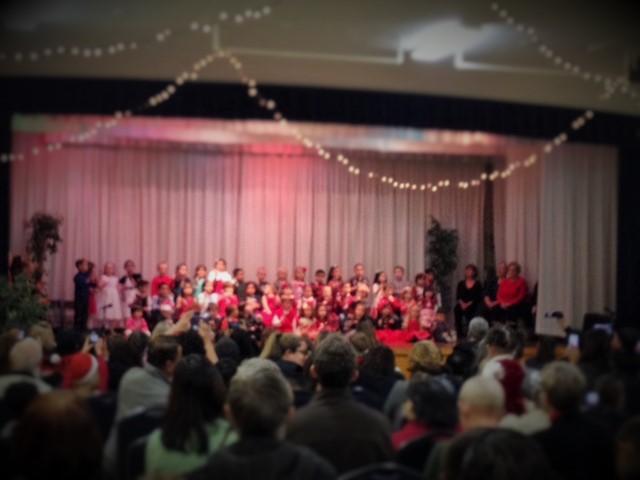 2014 Preschool Christmas Program