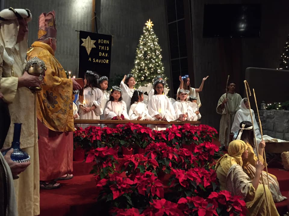 2018 Christmas Eve Candlelight Service and Pageant
