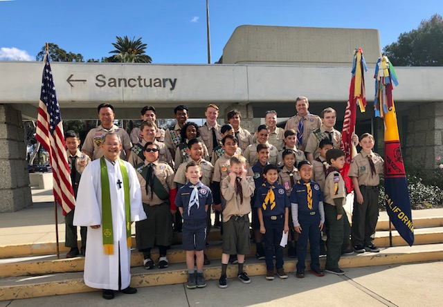 Scout Sunday, February 10th, 2019